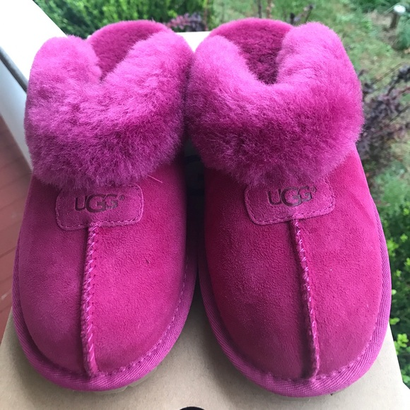 687ef4cfc59 New UGG Coquette Slippers NWT