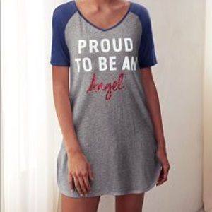Victoria's Secret Nightshirt. Proud to be an Angel