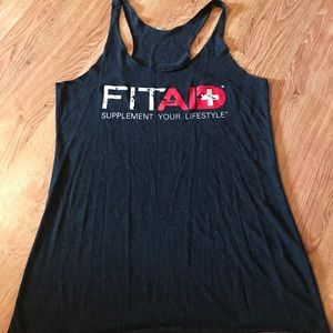 Tops - FitAid CrossFit/Gym Tank