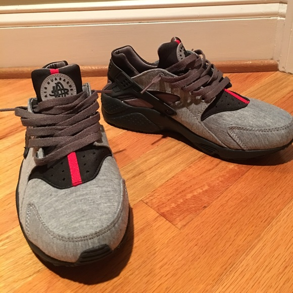 Custom Gucci Tech Fleece Air Huarache