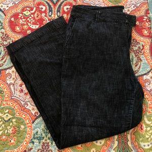 Coldwater Creek Trouser Cut Jean