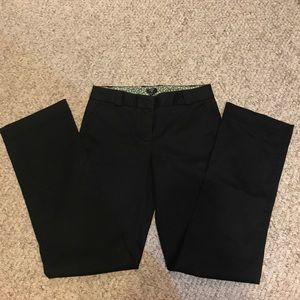 Pants - J. Crew black chino