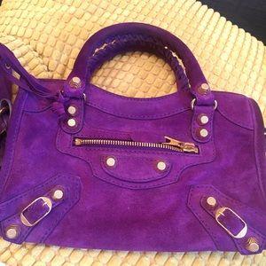 BALENCIAGA classic mini bag