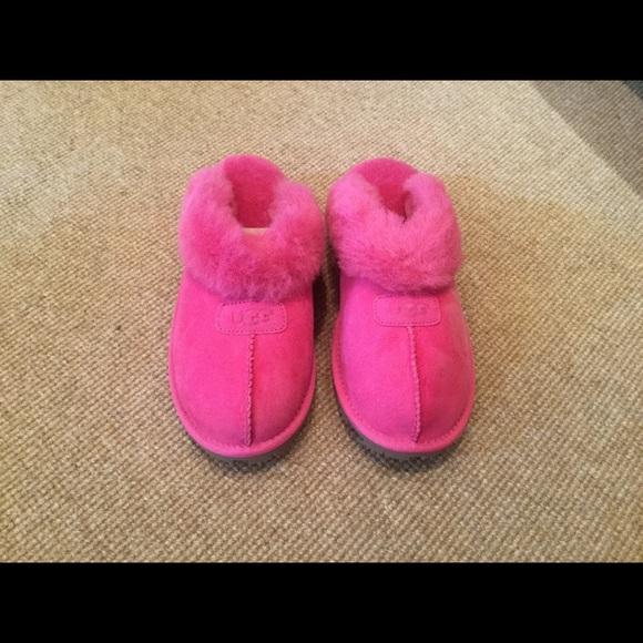 f5ac6f32644 NWOT UGG Coquette Slippers, Pink Azalea, size 10💖
