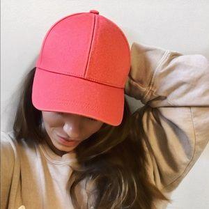 PHASE3•Classic Pink Adjustable Baseball Hat
