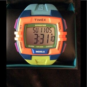 TIMEX UNISEX EXPEDITION WATCH