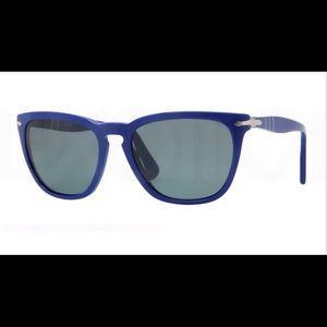 Persol Signature Blue Capri Edition Sunglasses