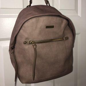 Handbags - NWT Mini Backpack Camel