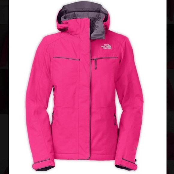 754458a96 North Face Insulated Jacket