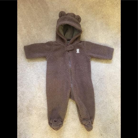 846186de5 Carter's One Pieces   Sale Carters Baby Boy Fleece Onesie   Poshmark