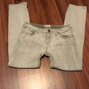 Free People High Waist Light wash jeans size 31X32
