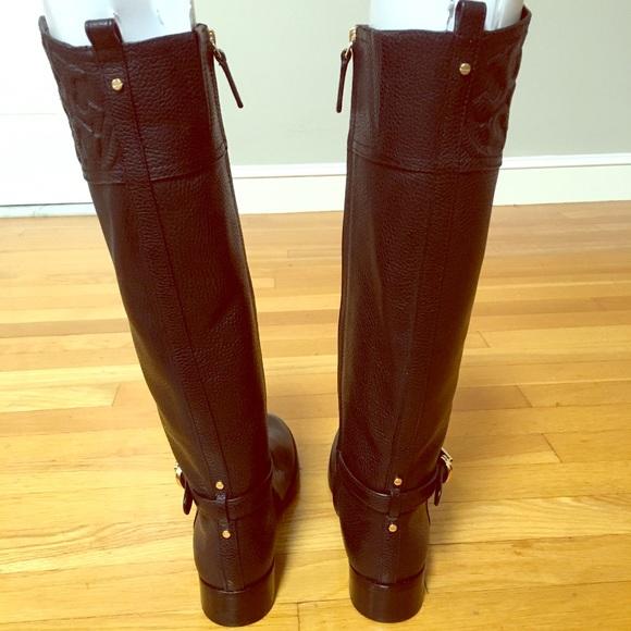 309e6994596 Tory Burch Marlene Riding Boots