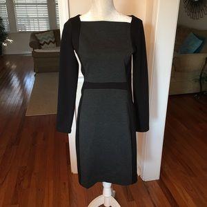 Classic ponte knit dress