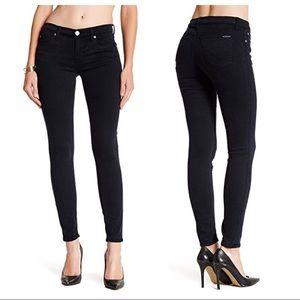 NWOT Black Hudson Krista Super Skinny Jeans. 28