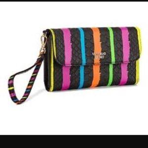 Victoria's Secret Trifold Wallet