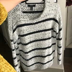 Sweaters - Fuzzy oversized sweater