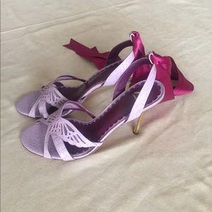 Shoes - J Vincent gorgeous heels!!!