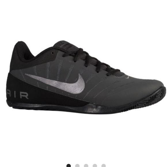 0c7b9f05e6d3c NIKE AIR MARVIN LOW 2 - MEN'S black shoes size 12.  M_59ff8e147f0a0502510f0719