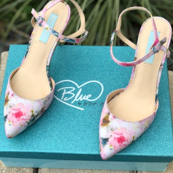 35964d80c16 Blue by Betsey Johnson Anina Floral NWT