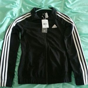 Nwt Adidas Jacket D2m Classic Tracktop rCeoxBdW