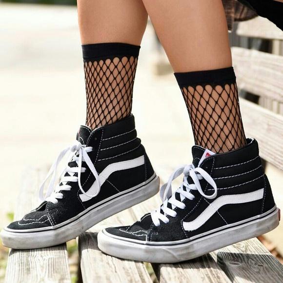 e2edac50fd531 Forever 21 Accessories | Ankle Fishnet Stocking Socks | Poshmark