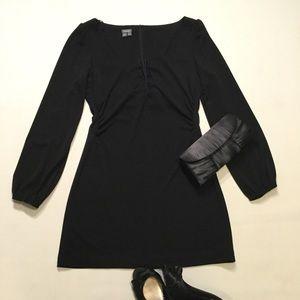 🎁  Muse Lace Up Mini Dress