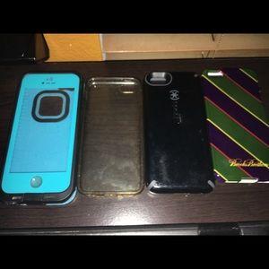 4 iphone 5/5s/5c cases