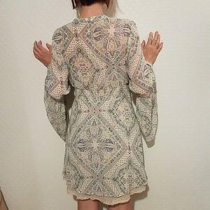 Free People Dresses - Free  People multi color hippie dress