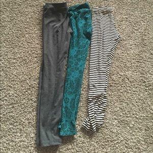 Pants - Bundle of leggings!!!!