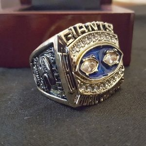 Other - New York Giants Fan Edition 1990 Champ Ring