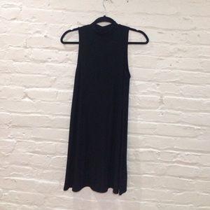 Topshop Mock Turtleneck Swing Dress 2