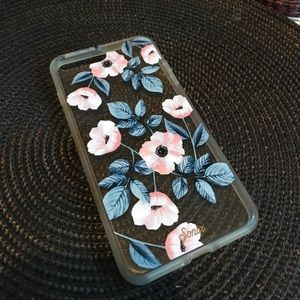 Other - iPhone 6/7 Plus Sonix Floral Case