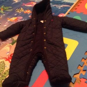 Other - Baby RL Fleece Lined Winter Suit NWOT