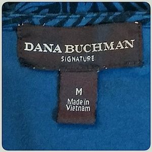 Dana Buchman Tops - Dana Buchman V-Neck Stretch Top Size Medium