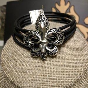 Jewelry - Fleur de Lis Bracelet