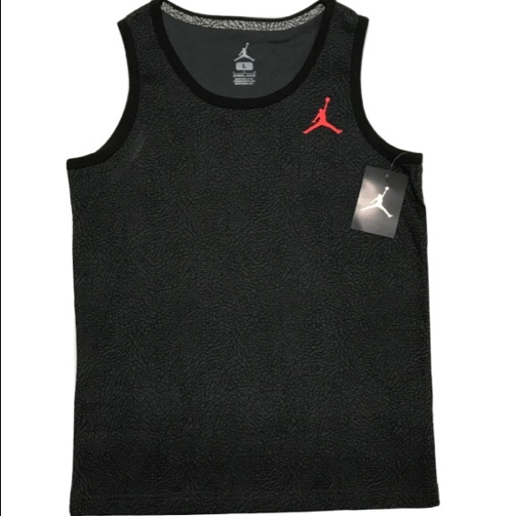 87132968d3e Jumpman Shirts & Tops | Air Jordan Basketball Tank Shirt | Poshmark