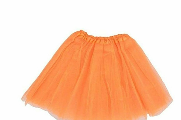 Accessories - NWT Orange Tu-Tu