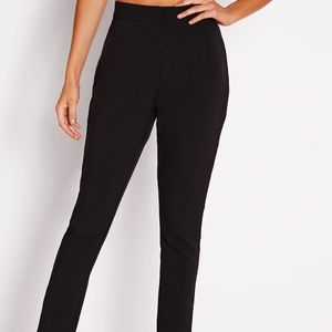 Missguided tailored cigarette pants