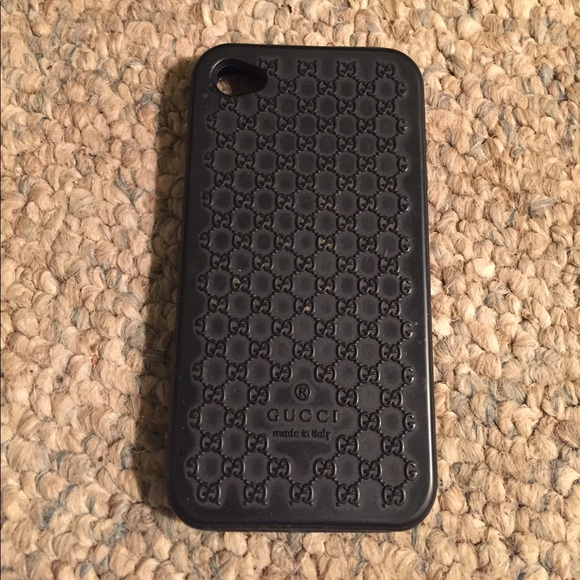 461d234f62b80 Gucci Accessories - Authentic Gucci cell phone cover iPhone 5 series
