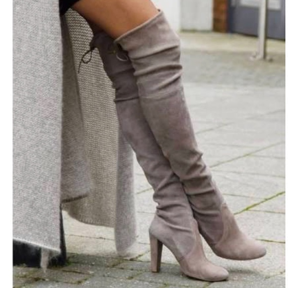 3af43a77e3d Steve Madden Gorgeous over the knee boots ❤ ✨. M 59ffba61522b4503170ffb38