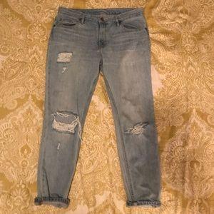 BDG Low Rise Boyfriend Jeans