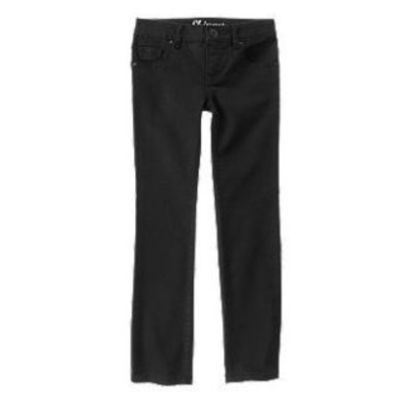 cef9b0ec26a34 Crazy 8 Bottoms | New Girls Black Denim Skinny Jeans Nwt | Poshmark