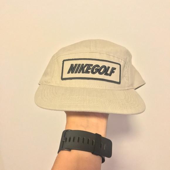 90ff640ff0d77 Nike Golf 5 Panel Hat. M 59ffaeab99086a26340fa781