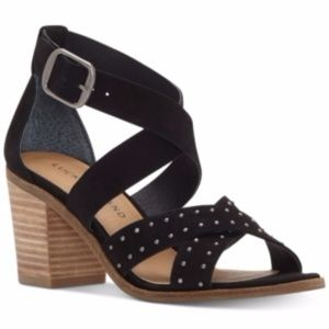 NWT Lucky Brand Women's Kesey High-Heels