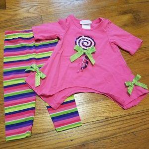 Bonnie Baby matching set