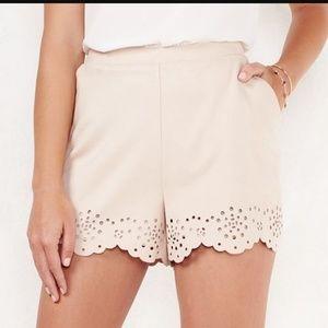 Lauren Conrad Faux Sued Shorts- S