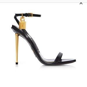 💥💥SOLD💥💥💥Tom Ford padlock heels