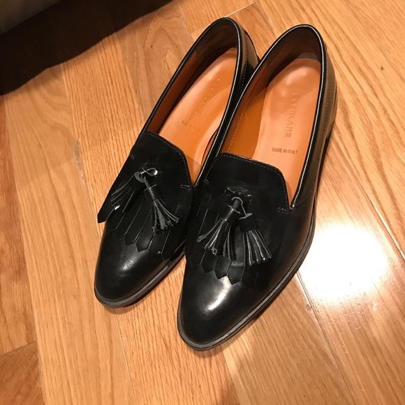 a4251603d49 Everlane Shoes - Everlane Tassel Loafer