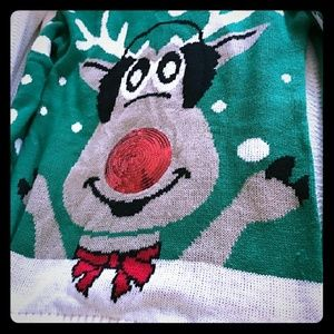 Christmas Sweater Ugly? M
