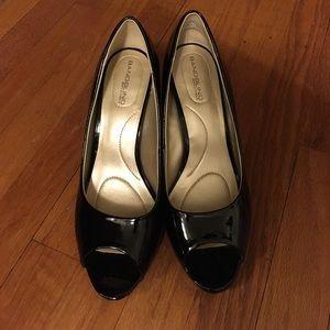 Bandolino Shoes   Rainaa Peep Toe Pumps